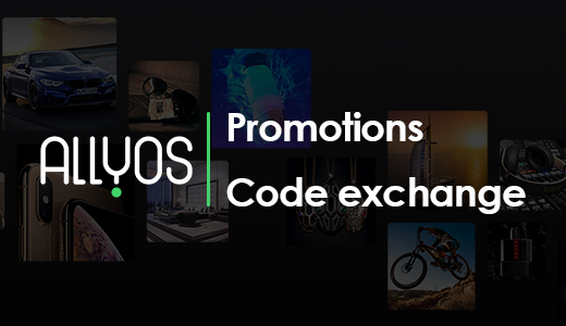 Redeem your promo code here!