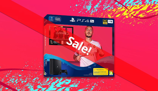 Deal of the Week: PS4 Pro and FIFA 20