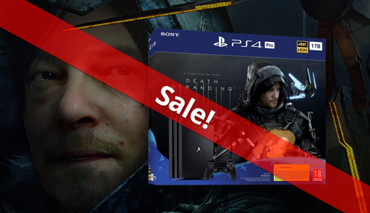 Deal of the Week: PS4 and Death Stranding