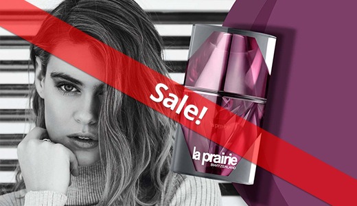 Deal of the Week: La Prairie Platinum Rare