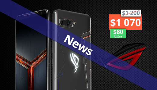 New Products Arrived: ASUS ROG Phone 2