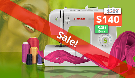 Deal of the Week: Singer Tradition 2263