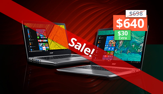Deal of the Week: Acer Swift Gaming