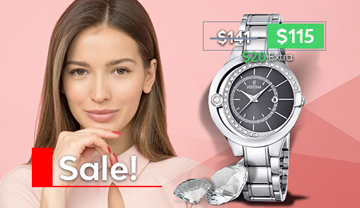 Deal of the Week: Festina Mademoiselle