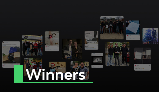 Winners of the Week #25