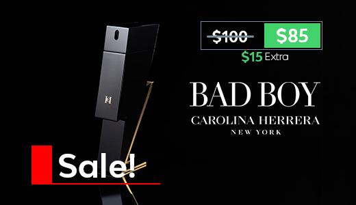 Deal of the Week: Carolina Herrera Bad Boy