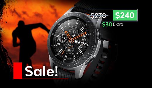 Deal of the Week: Samsung Galaxy SM-R800