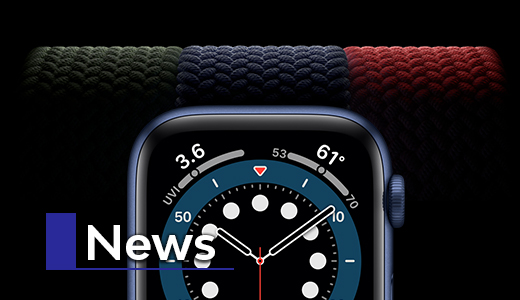 New Item Arrived: Apple Watch Series 6
