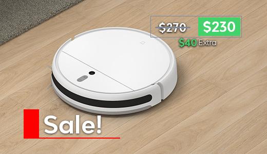 This Week: Xiaomi Robot Vacuum Mop
